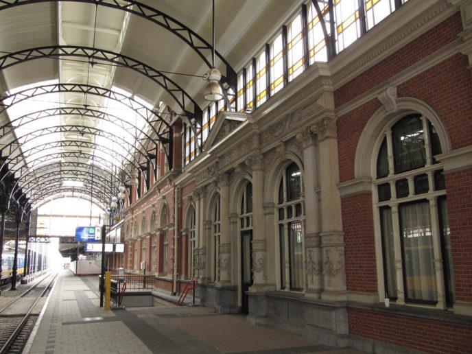 Prorail restauratie Koninklijke wachtkamers