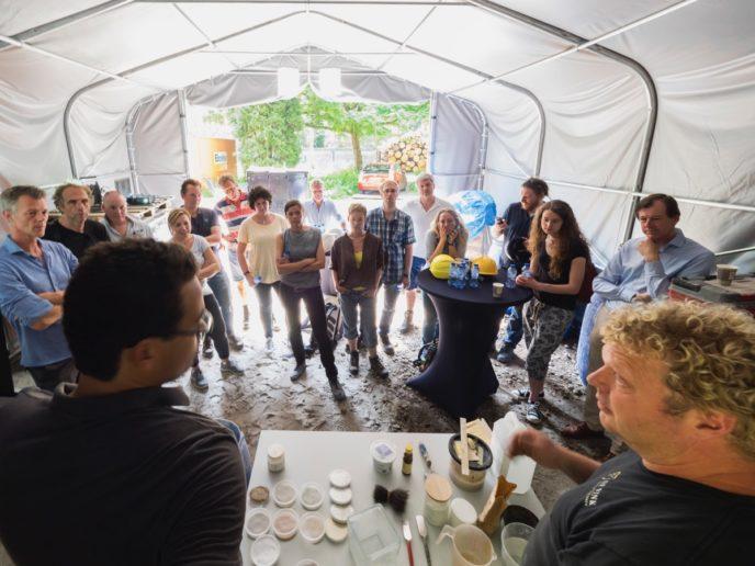 Kennisoverdracht restauratie en bouwhistorie HBO Utrecht 2018